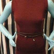 Classic Gucci Horsebit Belt Dress Photo
