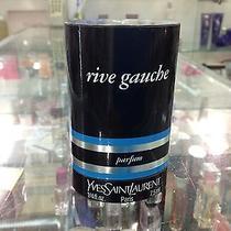 Classic Rive Gauche Pure Parfum Perfume Atomizer 7.5ml Yves Saint Laurent .25 Oz Photo