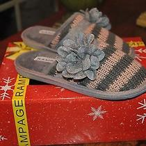 Classic Style Ladies Slippers With Gift Box Photo