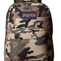 Classic Superbreak Ultra Functional College School Backpack Daypack Polyester Photo