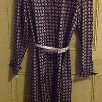 Classic Vintage Lanvin Shirt Dress Size 16 Lanvin Dress Photo