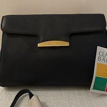 Claudia Barnes Handbag - Small Navy Blue Photo