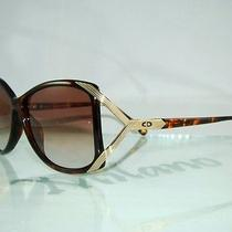 Clearance... Hence Low Price Christian Dior 2606-10 Havana Vintage Sunglasses Photo