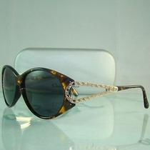 Clearance Price... Christian Dior 2763 10 Tortoise & Gold Vintage Sunglasses Photo