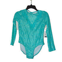 Cleobella Long Sleeve Swimsuit Xl Girls New One Piece Photo
