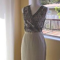 Clothing Lot 4 Pc Moschino Cheap Chic Skirt Blouse 925 Silver Earrings Bracelet  Photo