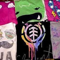 Clothing Lot Graphic Tees Zumiez Element Deliahs  Photo
