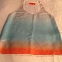 Clover Canyon Blouse Very Beutiful Colors Raimbow Size Medium  Photo