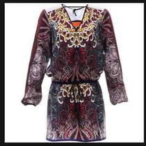 Clover Canyon Drawstring Dress Size S Photo
