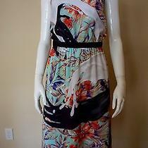 Clover Canyon Halter Dress Size Xs Photo