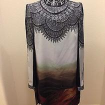 Clover Canyon Holiday Dress Xs 0 2 Photo