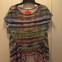 Clover Canyon Silk Blouse Xs Photo