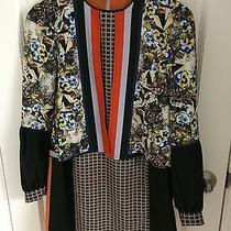 Clover Canyon Silk Dress Size Xs Nwt Photo