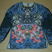 Clover Canyon Woman's Top Size M Nwt Photo