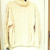 Club Monaco Heavy Cable Knit Sweater Photo