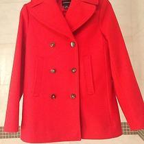 Club Monaco Red Coat  Photo