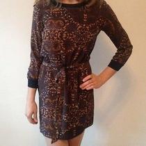 Club Monaco Silk Paisley Dress - Priced to Sell Photo