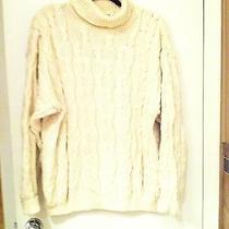 Club Monaco Vintage Cable Knit Sweater Photo