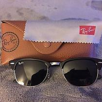 Clubmaster Ray Ban Sunglasses Photo