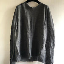 Cnc Costume National  Long Sleeved Oversized  Jumper Comme Des Garcons  Photo