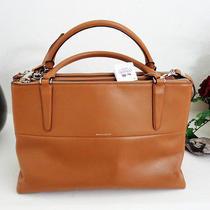 Coach 30348 Retro Glove Tanned Leather Borough Hand Shoulder Bag Nwt Photo