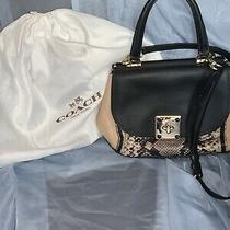 Coach 38388 Drifter Top-Handle Satchel-Snakeskin and Leather  Euc. Photo