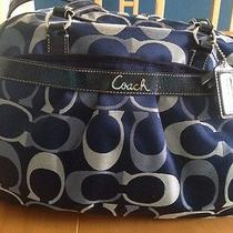 Coach Addison Diaper Bag Photo