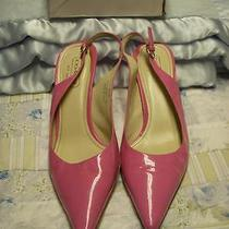 Coach - Alena Patent Leather Pumps...new in Original Box...rare Photo