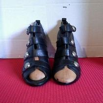 Coach Ankle Boots Size 10 B  Photo