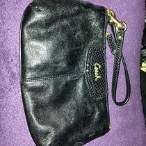 Coach Ashley Wristlet Black Photo