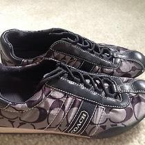 Coach Athletic Shoes-Size 8 Photo