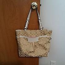 Coach Authentic Purse Tote Handbag Euc Photo