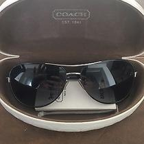 Coach Aviator Sunglasses Photo
