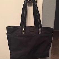 Coach Baby Bag Photo