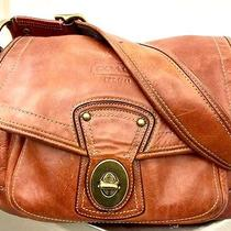 Coach Bag Brown Leather - This Bag Is a Treasure Photo