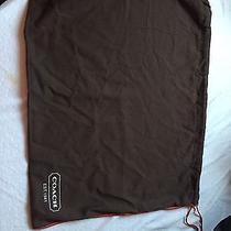 Coach Bag Dust Bag Photo