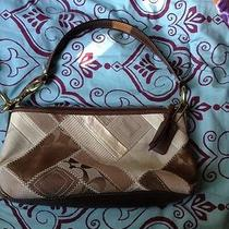 Coach Bag No B0873-12525 Brown Shoulder Bag Photo