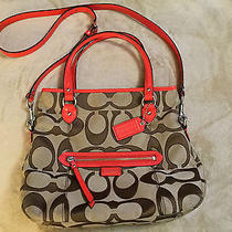 Coach Bag With 42