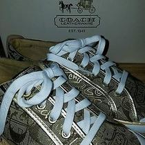Coach Barret Sneakers Sz. 9.5 New in Box Photo
