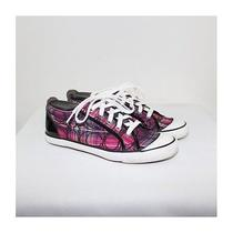 Coach Barrett Ladies Signature Sneakers Size 9b Photo