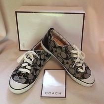 Coach Barrett Sneakers Size 7.5 New Photo