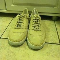 Coach Beige  Sneakers 9.5 New With Box Photo