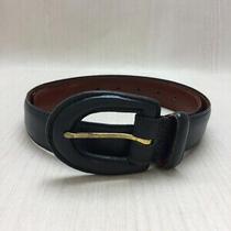 Coach Belt/leather/grn/plain/ladies Photo