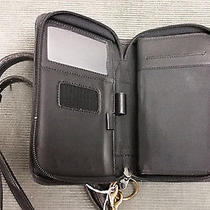 Coach Black Clutch Wallet Photo