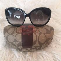Coach Black Joelle Sunglasses Photo