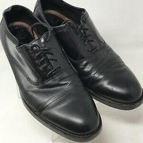 Coach Black Lace Up Oxford Aiden Q6170 Men Dress Shoe Size 9 D   Photo