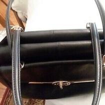 Coach Black Leather Purse 23188 Great Condition Photo