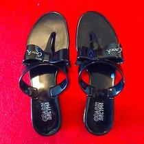 Coach Black Sandals Brand New Size 7 Photo