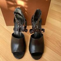 Coach Black Shoes Size 7 New in Box Photo