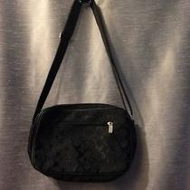 Coach Black Shoulder Bag Photo